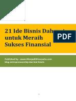 35974_Ebook - Panduan 21 Ide Bisnis Yang Menguntungkan