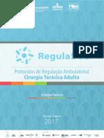 Protocolo Cirurgia Toráxica 2017