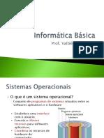 Aula 03 Sistemas Operacionais