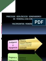 Procesos Geológicos Mineralizaciones3.Ppt