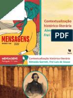 Contextualização Histórico-literária - Almeida Garrett, Frei Luís de Sousa