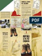 Rutas a pie por Cuenca.pdf