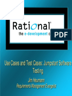 Use Cases n Test Cases