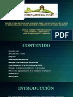 Metodologia Gerencial de La Planta de Abono Organico - Presentación