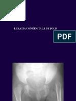 12. Luxatia Congenitala de Sold