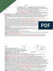 Grade 10 Science Exam Notes / Study Guide SNC2D1