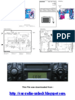 Blaupunkt Mobile Video System Lcd 5 -Circuit Diagram