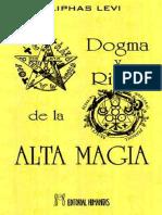 Levi Eliphas - Dogma Y Ritual De La Alta Magia.pdf