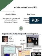Presentation on the NeuroInformatics Center