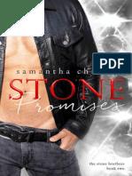 Samantha Christy - [Mitchell Sisters 05 - Stone Brothers 02] - Stone Promises.epub