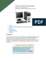 Partes Tangibles e Intangibles de Una Computadora 1