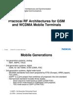 Nokia RFArchitectureForGSM