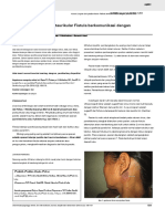 A Rare Case of Postauricular Fistula Communicating With the Parotid Duct.en.Id