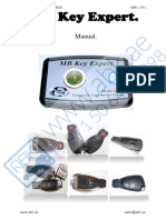 Abk-1761 Mercedes Key Expert Manual Abkeys 2