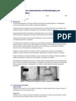 El tabaquismo y sus consecuencias en Dermatología y en Dermatología Estética