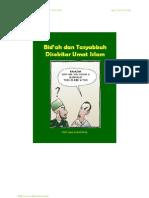 Bid'ah Dan Tasyabbuh Disekitar Umat Islam