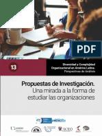 Propuestas de Investigacion