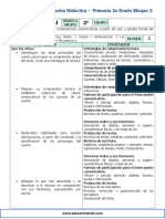 01 Plan 2do Grado - Bloque 2