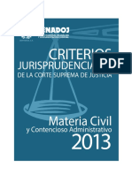Criterios Jurisprudencales