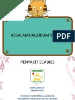 Assalamualaikum Wr