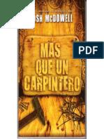 9223 Mas Que Un Carpintero - Josh Mcdowell