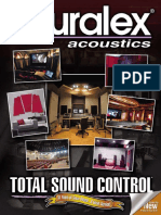 Auralex Prodcut Catalog 2008