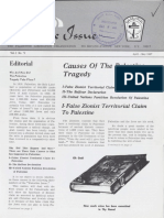 Palestine Issue, April-May 1967