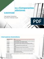 1. Dispositivos y Componentes Interruptores
