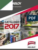 Catalogo Phillips 2017