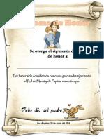 Diploma Dia Del Padre - Copia