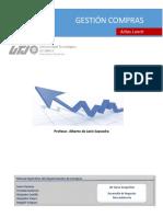 Manual Operativo Del Departamento de Compras