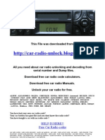 Psa Rd4 Level2(Basic)_psa Rd4 Level2(Japan Mp3)_psa Rd4 Level2(Mp3)-Car Radio Manuals