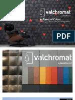 Catalogue Valchromat 2017