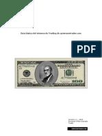 Guía Básica Del Sistema de Trading de Quierosertrader.com