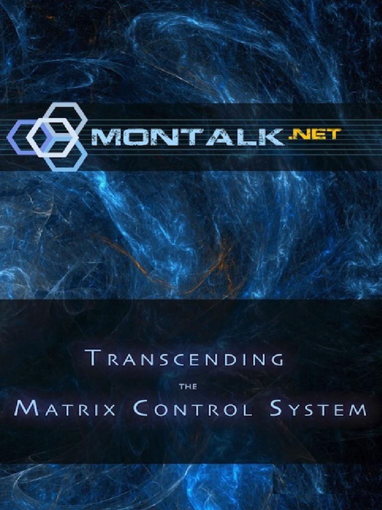 Transcending the Matrix Control System | Plane (Esotericism