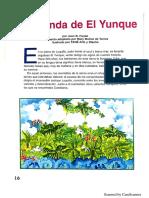 La Leyenda Del Yunque 5to