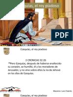 Ezequias El Rey Piadoso
