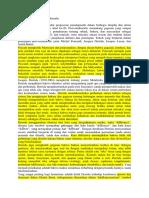 Teori Post Strukturalis Faisal