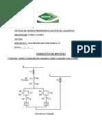 Lista comandos elétricos