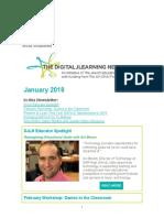DJLN January 2018 Newsletter