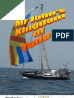Mr John's Kingdom of Tonga