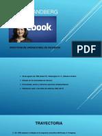 Empresaria Estadounidense Sheryl Sandberg