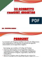 Argentina Paraguay