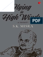 Flying in High Winds - S.K. Misra