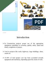 Civil Construction Equipments