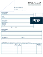 ICON Student Registration Form