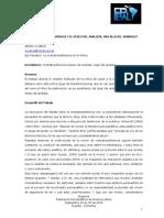 La Contratransferencia y El Deseo Del Analista - Cabral