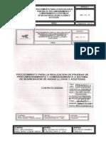 Proc Comisionamiento Cvc