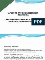 La Residualidad en El Amparo Apecc Sesion Segunda (1)