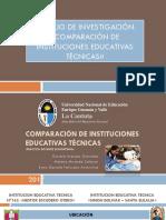 PPTS Comparación de Colegios